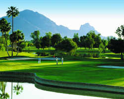 Phoenix Scottsdale-Golf holiday-McCormick Ranch Golf Club - Pine Course-Daily Rate