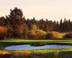 Central Oregon-Golf travel-Sunriver Resort - Meadows Course