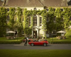 Dublin and East- LODGING holiday-Mount Juliet
