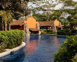 Costa Rica-Lodging weekend-Los Suenos Marriott Ocean Golf Resort-Garden Terrace