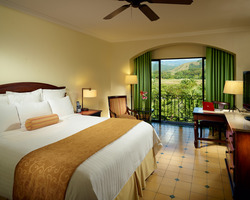 Costa Rica-Lodging excursion-Los Suenos Marriott Ocean Golf Resort-Ocean Front Suite