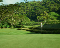 Costa Rica-Lodging holiday-Los Suenos Marriott Ocean Golf Resort-Partial Ocean View w Balcony