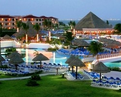 Cancun Cozumel Riviera Maya- LODGING travel-Moon Palace Resort-Junior Suite Golf Course View - Double Occupancy
