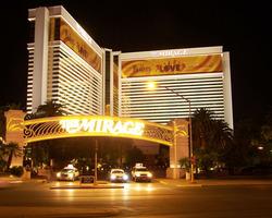 Las Vegas-Lodging weekend-The Mirage