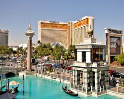 Las Vegas-Lodging expedition-The Mirage