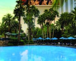 Las Vegas- LODGING trek-The Mirage