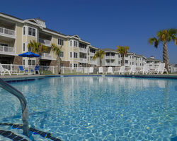 Myrtle Beach-Lodging weekend-Myrtlewood Golf Resort Villa-1 Bedroom