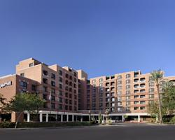 Phoenix Scottsdale-Lodging excursion-Scottsdale Marriott Suites - Oldtown-Standard Suite