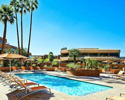 Phoenix Scottsdale-Lodging weekend-Scottsdale Marriott Suites - Oldtown-Standard Suite