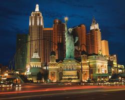 Las Vegas- LODGING trek-New York-New York Hotel Casino