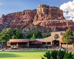 Sedona- GOLF holiday-Oak Creek Country Club