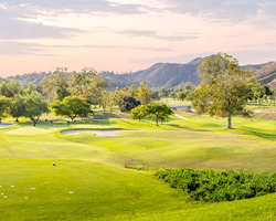 Golf Vacation Package - Singing Hills Golf Resort - Oak Glen course