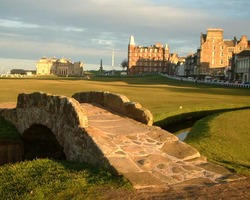 Golf Vacation Package - St. Andrews Links - Old Course