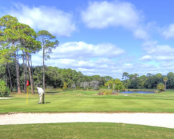 Golf Vacation Package - Jekyll Island Golf-Oleander Course