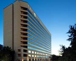 Austin - Barton Creek- LODGING trek-The Omni Southpark Austin-Deluxe Room 1 K or 2 Q