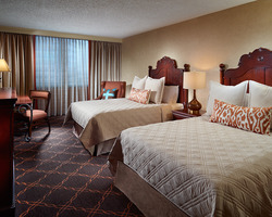 Austin - Barton Creek- LODGING vacation-The Omni Southpark Austin-Deluxe Room 1 K or 2 Q