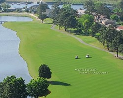 Myrtle Beach-Golf travel-Myrtlewood - Palmetto Course