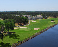 Myrtle Beach-Golf holiday-Myrtlewood - Palmetto Course