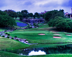 Golf Vacation Package - Omni Barton Creek Golf Resort - Palmer Lakeside Course