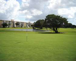 Fort Lauderdale-Golf expedition-Palm Aire Country Club - Palms Course