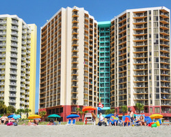 Myrtle Beach-Lodging weekend-Patricia Grand-Oceanview 1 Bedroom