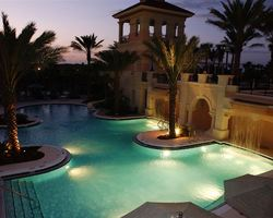 Jacksonville St Augustine- LODGING excursion-Hammock Beach Resort at Palm Coast - Tropical Villas-3 Bedroom Tropical Villa