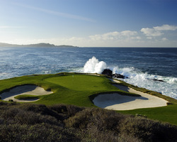 Monterey- GOLF excursion-Pebble Beach Golf Links reg