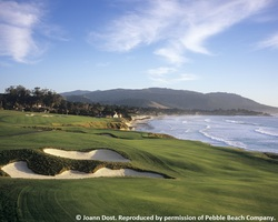 Monterey- GOLF holiday-Pebble Beach Golf Links reg
