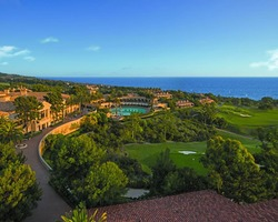 Golf Vacation Package - Pelican Hill - Newport Beach