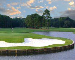 Jekyll Island- GOLF weekend-Jekyll Island Golf-Pine Lakes Course-Daily Round