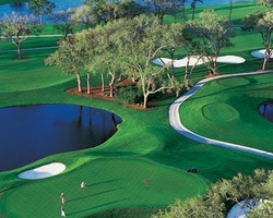 Sea Island- GOLF holiday-Plantation Course-Stay and Play Package Rate