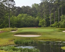 Sandhills- GOLF expedition-Pine Needles Golf Course