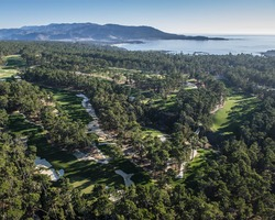 Monterey- GOLF excursion-Poppy Hills Golf Club