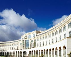 Dublin and East-Lodging outing-Powerscourt Hotel