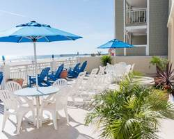 Ocean City DE Shore-Lodging trip-Park Place Hotel-Bay View Efficiency