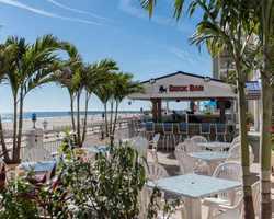 Ocean City DE Shore-Lodging travel-Park Place Hotel-Bay View Efficiency