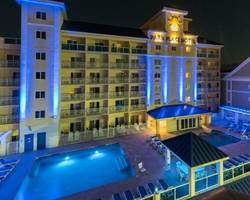Ocean City DE Shore- LODGING travel-Park Place Hotel-Bay View Efficiency