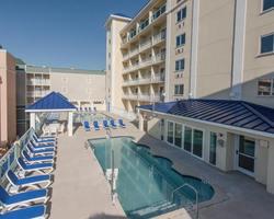 Ocean City DE Shore-Lodging weekend-Park Place Hotel-Bay View Efficiency