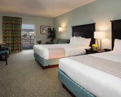 Ocean City DE Shore- LODGING vacation-Park Place Hotel-Bay View Efficiency