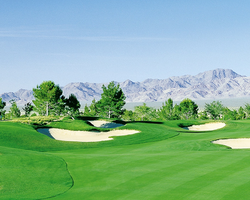 Las Vegas- GOLF excursion-Primm Valley Golf Club - Lakes Course