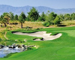 Las Vegas- GOLF trek-Primm Valley Golf Club - Lakes Course-Daily Rate