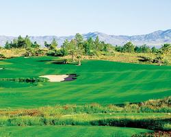 Las Vegas- GOLF travel-Primm Valley Golf Club - Lakes Course