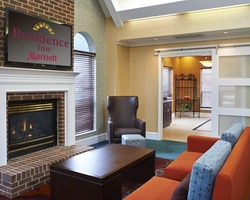 Sandhills-Lodging trek-Residence Inn by Marriott-1 Bedroom Studio