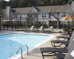 Sandhills-Lodging outing-Residence Inn by Marriott