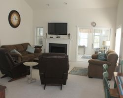 Ocean City DE Shore- LODGING outing-River Run Townhouse 8-4 Bedroom Townhouse - 4 Golfers