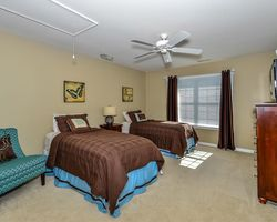 Ocean City DE Shore- LODGING expedition-River Run Townhouse 8-4 Bedroom Townhouse - 4 Golfers