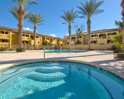 Phoenix Scottsdale- LODGING vacation-Holiday Inn Club Scottsdale Resort formerly Zona -2 Bedroom Villa King 2 Doubles