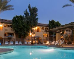 Phoenix Scottsdale- LODGING weekend-Holiday Inn Club Scottsdale Resort formerly Zona -2 Bedroom Villa King 2 Doubles