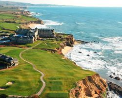 San Francisco-Golf excursion-Ritz Carlton - The Old Course-Daily Round
