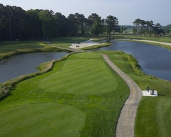 Ocean City DE Shore- GOLF trek-Rum Pointe Seaside Golf Links Ocean City MD -Daily Rate